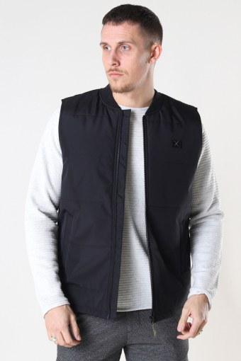 Keane Vest Black