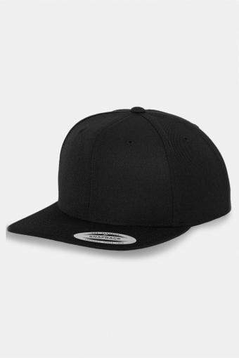 Flexfit Classic Snapback Cap Black