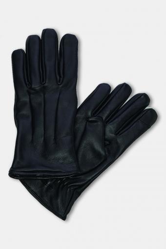 Montana Læder Handschuhe Black