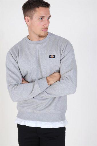 New Jersey Sweatshirts Grey Melange