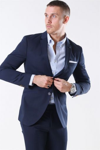 Vincent Blazer Dark Navy