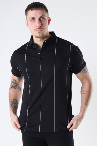 Clean Cut Tom Polo Black