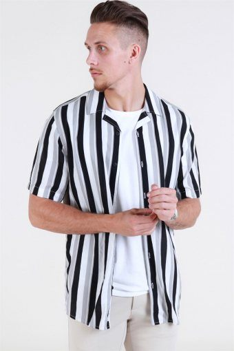 Wayne SS New Striped Hemd Griffin