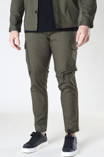 Milano Ripstop Stretch Pants Army