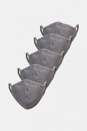 5-Pack Mundstück Oxford Grey