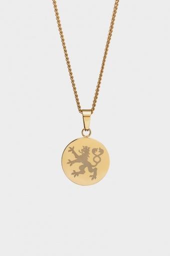 Lionheart Pendant Halskette Gold