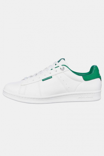 Banna PU Sneakers White/Amazon