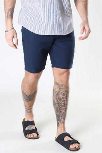 ONSLEO SHORTS LINEN MIX GW 9201 NOOS Dress Blues