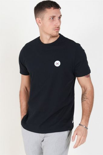 Our Jarvis Patch T-shirt Black
