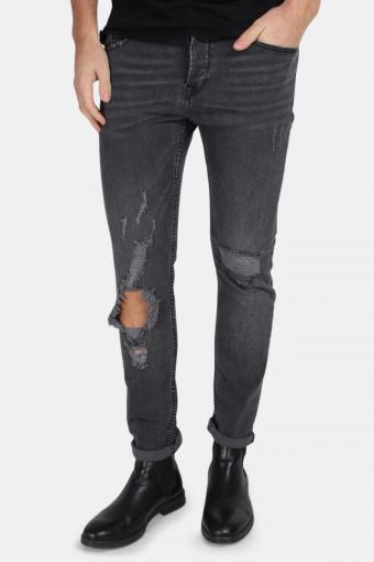 Loom Break Jeans Dark Grey
