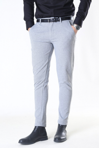 Dave Barro Pants Grey Mel