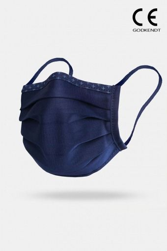 ISchuh Vital Supreme Line Face Cover Navy