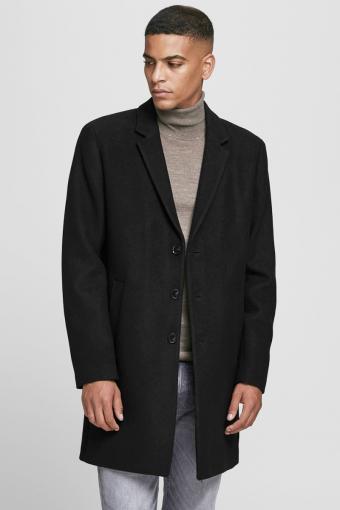 Moulder Wool Jacke Black