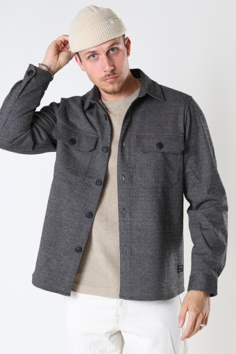Topper Guan Hemd Mid Grey