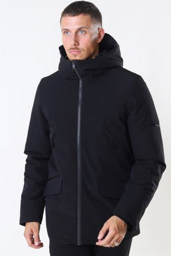 Cole Function Stretch Jacke Black