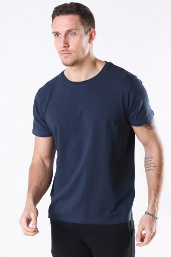 Clean Cut Miami Stretch T-shirt Navy