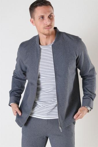 Clean Cut Milano Jacke Dark Grey Mix