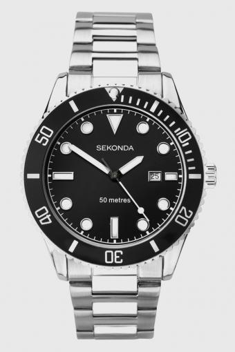 1788 Stainless Steel Bracelet Uhr