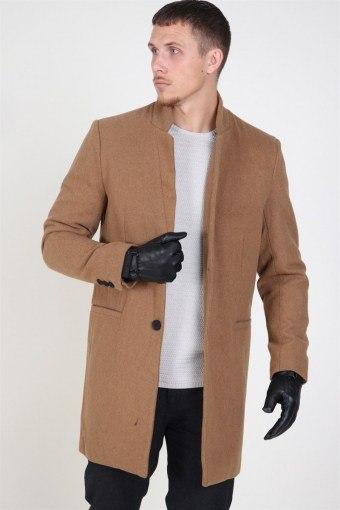 Maximilian Trench Coat Camel