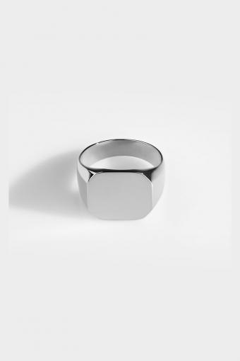 Ring Classic SignatUhre Silver