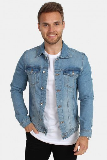 Rvlt 7473 DenimJacke Light Blue