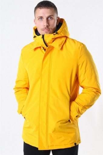 Atlantik Jacke Yellow