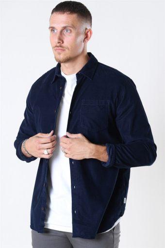 Jack & Jones Kendrick LS Hemd Navy Blazer
