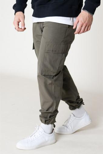 Combat Cargo Pants Green