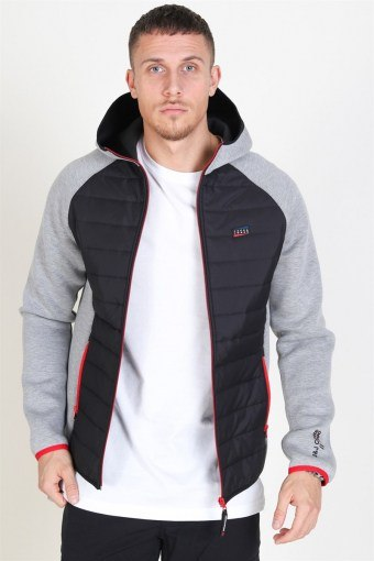 Toby Jacke Light Grey Melange