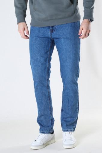 Classic Organic Dad Jeans 129 LIGHT WASH