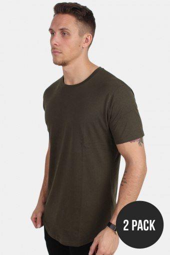 2pack T-shirt Matt Longy Tee New Exp Forest Night